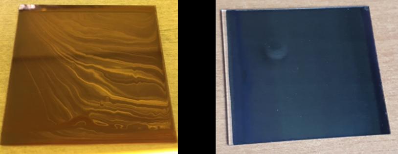 ARMOR printed OPV films